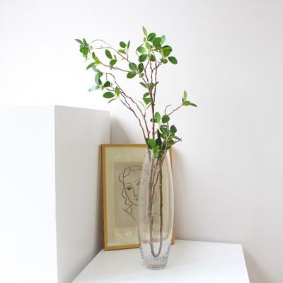 자이언트 자포니카 그린잎조화 인테리어조화가지