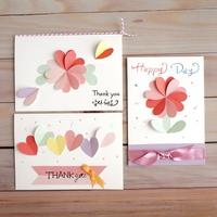 하트 사랑 카드만들기 5개 -감사 축하 사랑카드-