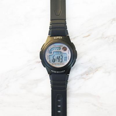 SJ702 군인 전자시계