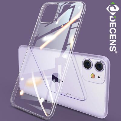 데켄스 아이폰11케이스 투명 하드 보에로 글라스 케이스 M447