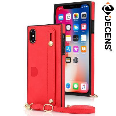 데켄스 아이폰SE2 아이폰8 아이폰7 스트랩 포켓 케이스 M766
