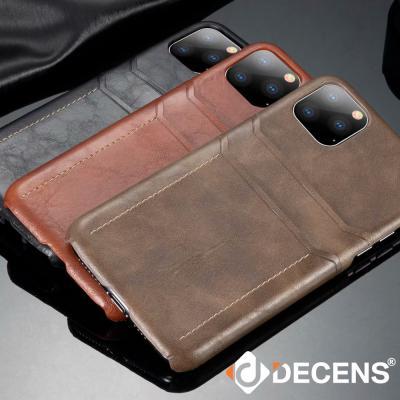 데켄스 아이폰12프로 아이폰12 카드 포켓 가죽 케이스 M359