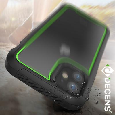 데켄스 아이폰12프로맥스 풀 커버 아머 하드 케이스 M551