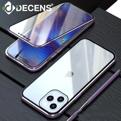 데켄스 아이폰12프로맥스 3D 풀 커버 하드 심플 케이스 M020