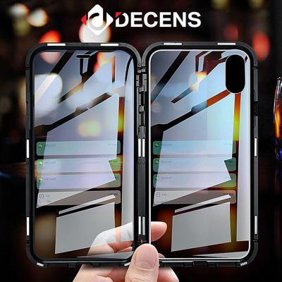 아이폰XS케이스 슬림 3D 풀커버 템퍼트 휴대폰 케이스