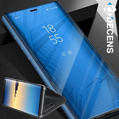 데켄스 갤럭시S10 5G케이스 클리어 뷰커버 휴대폰 핸드폰 137