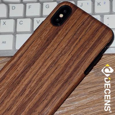 데켄스 아이폰8플러스케이스 우드 슬라이스 케이스 M288