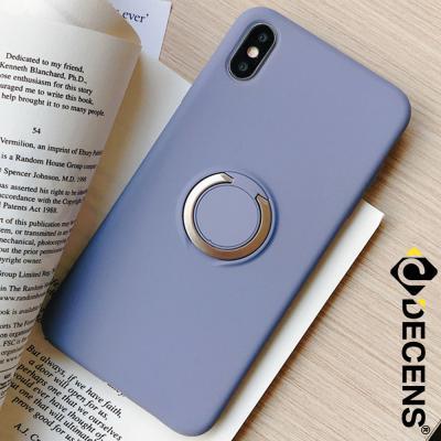데켄스 아이폰8플러스케이스 컨비니언트 파스텔 링 케이스 M524