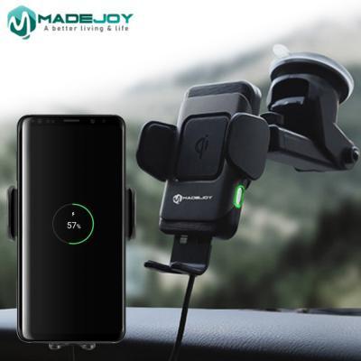 차량용 휴대폰 핸드폰 전동식 고속 무선충전기 거치대