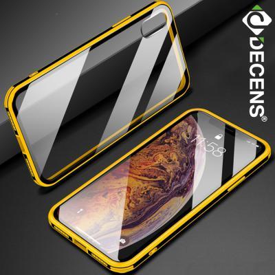 데켄스 아이폰8케이스 더블 믹스 글라스 케이스 M543