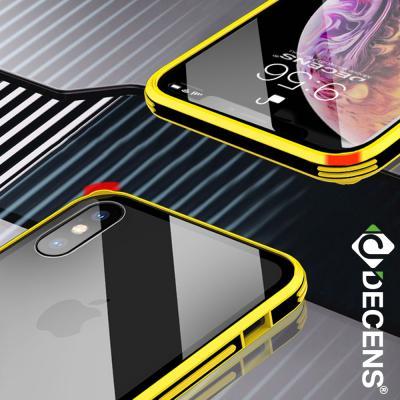 데켄스 아이폰7케이스 더블 믹스 글라스 케이스 M543