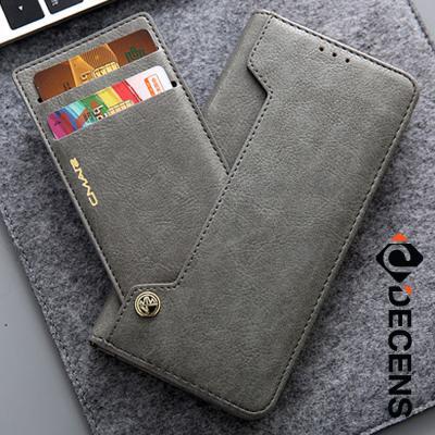 데켄스 아이폰11프로케이스 맨 레더 월렛 케이스 M101