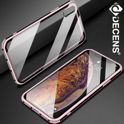 데켄스 아이폰11케이스 더블 믹스 글라스 케이스 M543