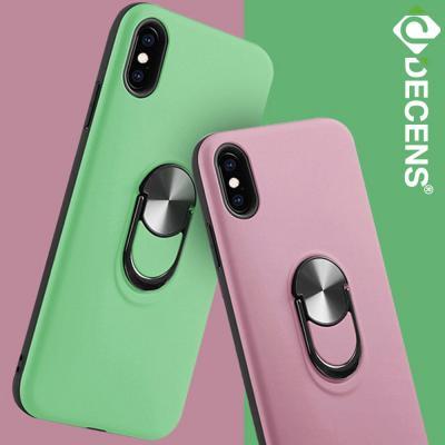 데켄스 아이폰7플러스케이스 범퍼 컴포터블 링 케이스 M674