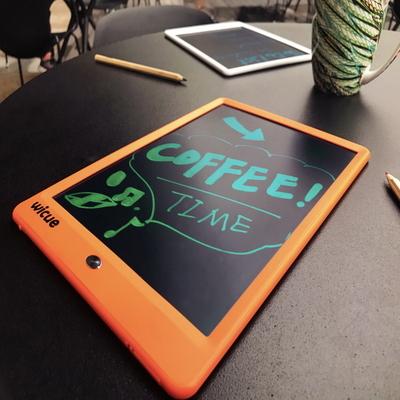위큐(Wicue) 스마트메모 전자칠판 orange