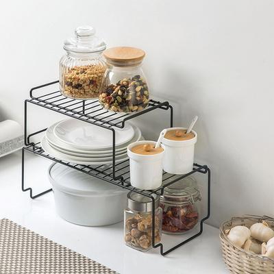 빈틈 와이어 주방 접시 그릇 컵 정리대
