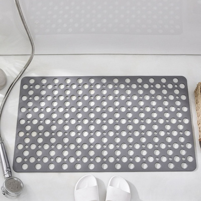 안전한 사각 논슬립 욕실 미끄럼방지 발 매트