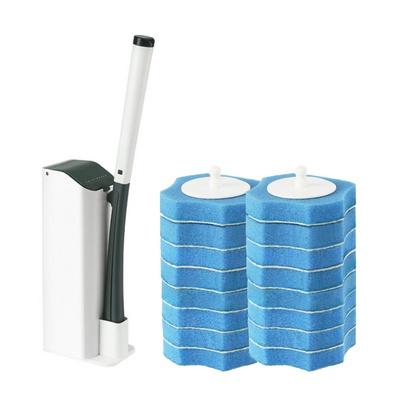 한방에 1회용 변기 청소솔 2세트