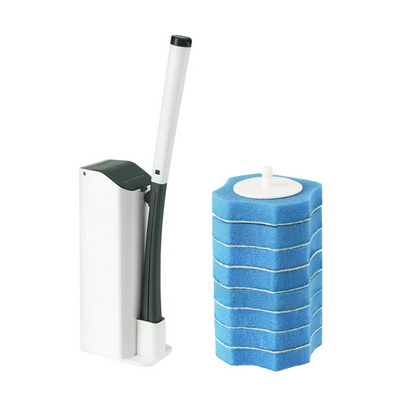 한방에 1회용 변기 청소솔 1세트