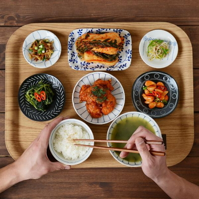 일본식기 혼밥세트 오오에도 세트