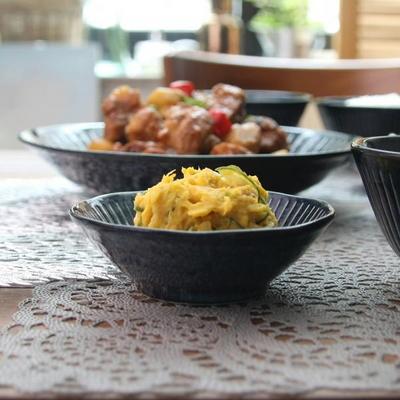일본식기 다카네블루 찬기 11cm