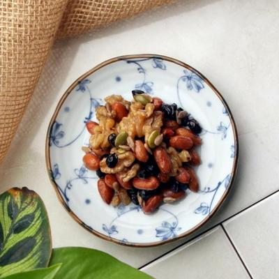 일본식기 키노메 평접시 12cm