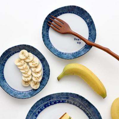 블루진 접시 15cm