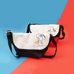 오버액션토끼 미니 크로스백 캐릭터 투웨이 가방 숄더백 미니백 학생가방
