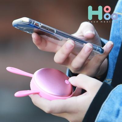 호후프렌즈 충전식 손난로 휴대용 USB 보조배터리 핫팩