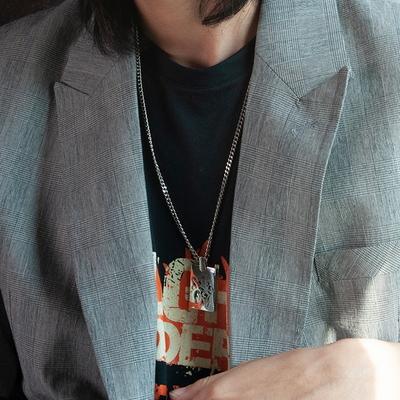 SVN-#118 SQUARE목걸이