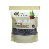 월드가드닝 블랙마사토 3L  세척마사토 분갈이흙 난석