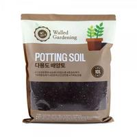 월드가드닝 다용도 배양토 10L  분갈이흙 세척마사토