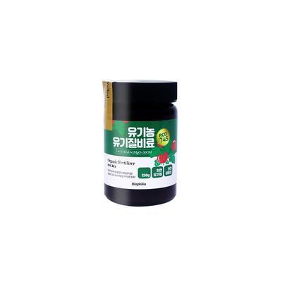 유기농 유기질비료 에코745 250g 식물영양제 복합비료