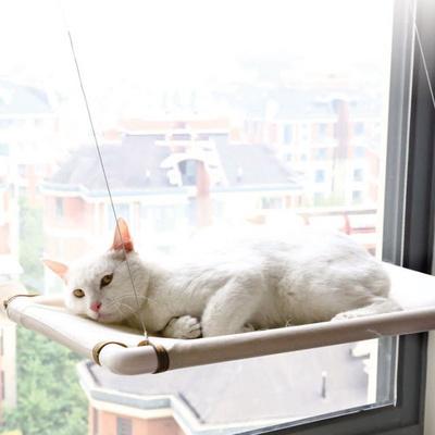 리스펫 고양이 윈도우 해먹 하우스 35cm x 55cm