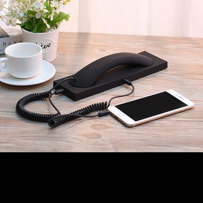 스마트폰수화기 악세사리 핸드폰수화기 전자파차단