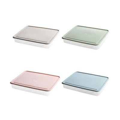 냉장고 속 공간활용 달걀 보관함 24구