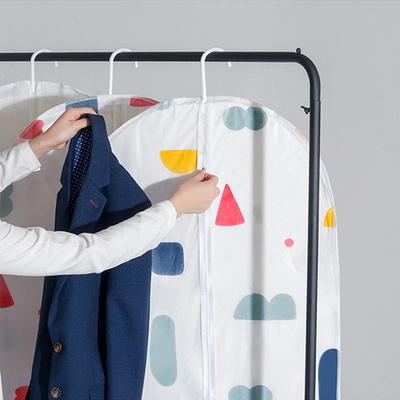 겨울옷보관 부직포 비닐 투명 옷커버 의류커버