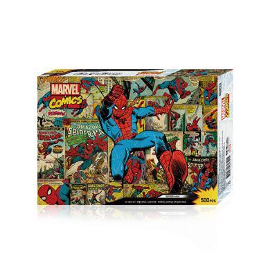 직소퍼즐 500조각 마블코믹스 스파이더맨 MA05-011