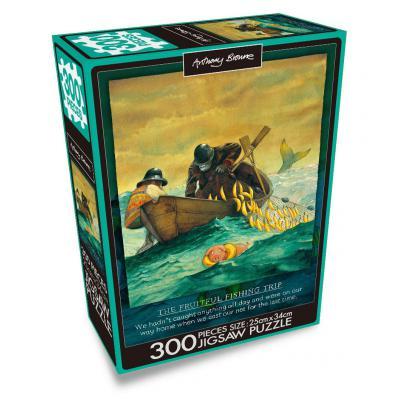직소퍼즐 300조각 앤서니 브라운 낚시여행 HS300-0751