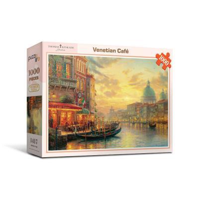 액자포함 1000조각 베네치아 카페 PL1417