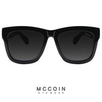 BASIC 01 베이직 블랙 블랙렌즈 선글라스