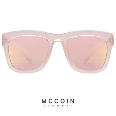BASIC 05 베이직 핑크 핑크미러 선글라스