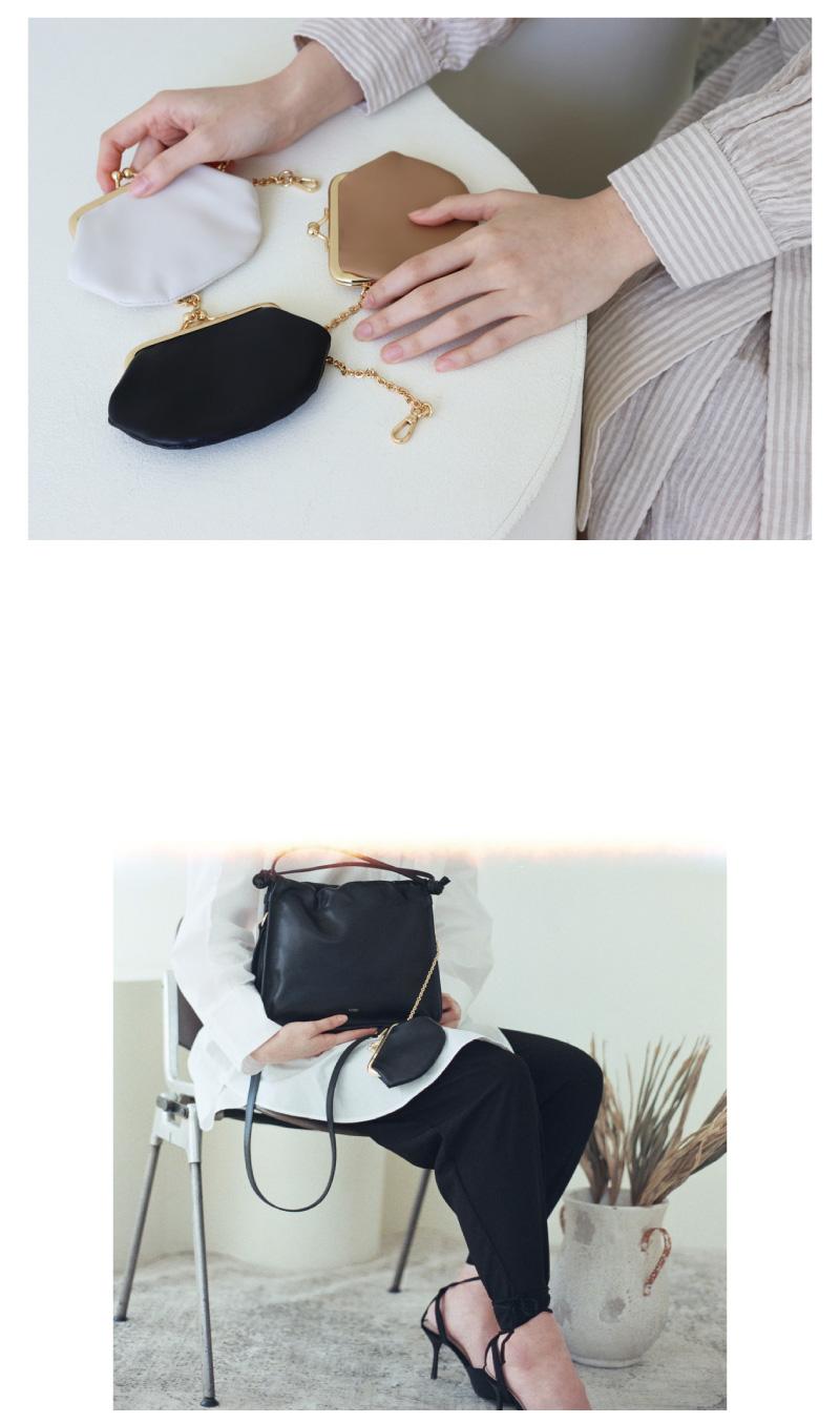 Coin purse _black - 보이드, 41,000원, 동전/카드지갑, 동전지갑