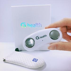 쿨시스템 지헬스 휴대용 체지방 측정기 모바일연동