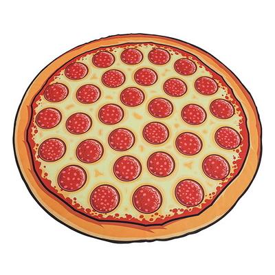 피자 비치 블랭켓 타월