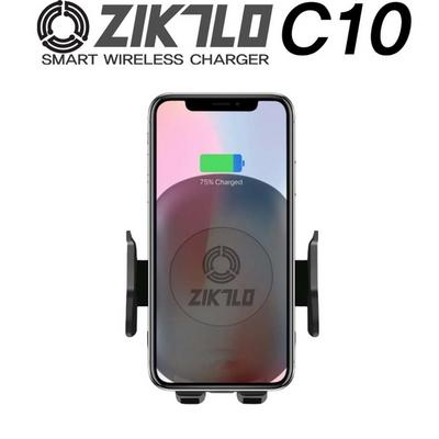 직감 차량용 핸드폰 휴대폰 고속 무선충전기 거치대 C10