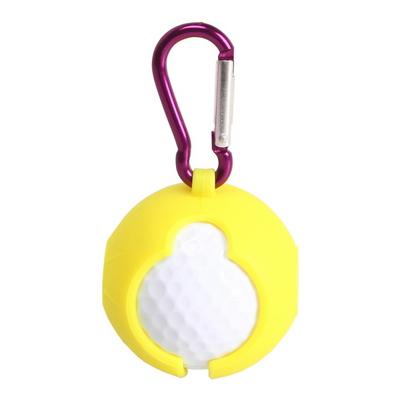 ATOOM 아툼 골프공 골프볼 실리콘케이스 1구 4가지색상 선택