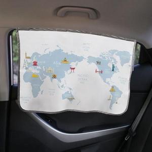 자석형 차량용 햇빛가리개 트레블맵