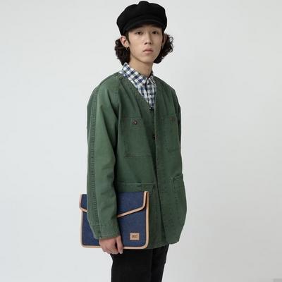 헌터 5302-노카라 사파리(카키)_오버핏 자켓