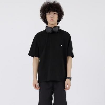 스웩버 3513-페이머스세잉(블랙)_오버핏 티셔츠